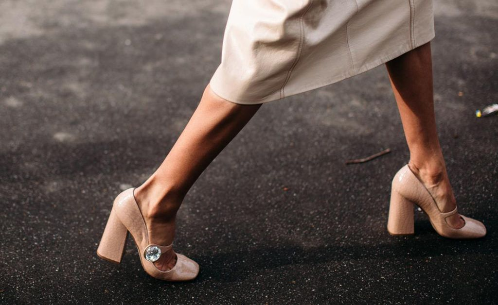 zapatos tendencia