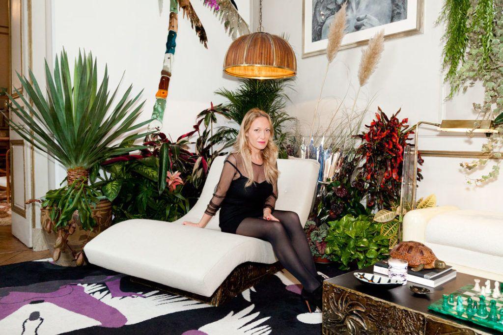 Diana Widmaier Picasso, la nieta de Picasso y diseñadora de joyas
