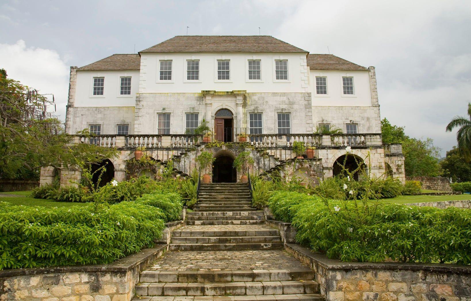 La casa encantada de Rose Hall en Jamaica