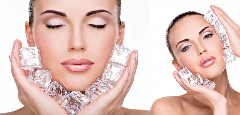 Crioterapia facial