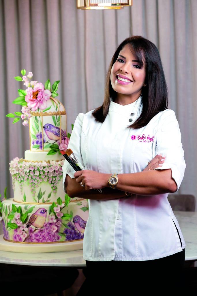 Arte de la pastelería